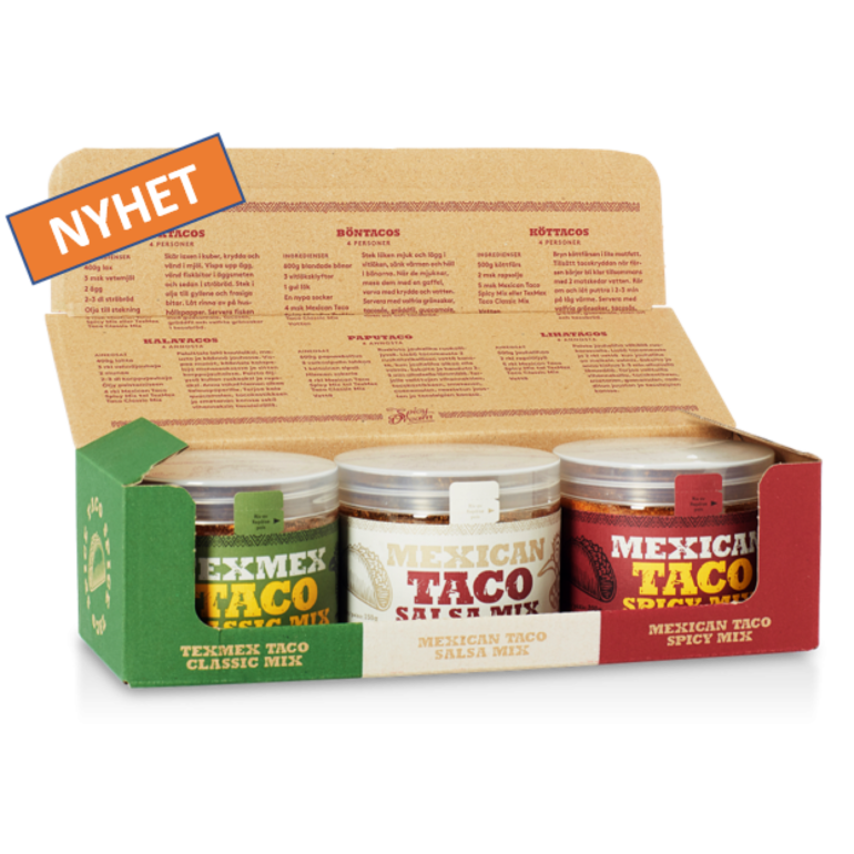 Taco Spice Mix 3-Pack