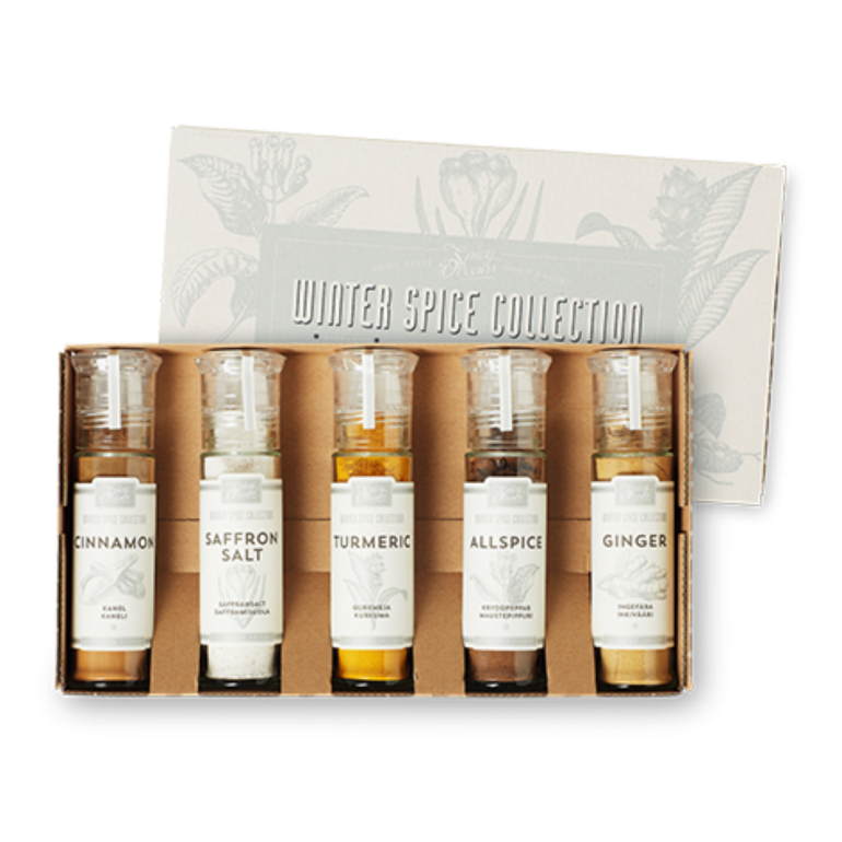 Winter Spice Collection